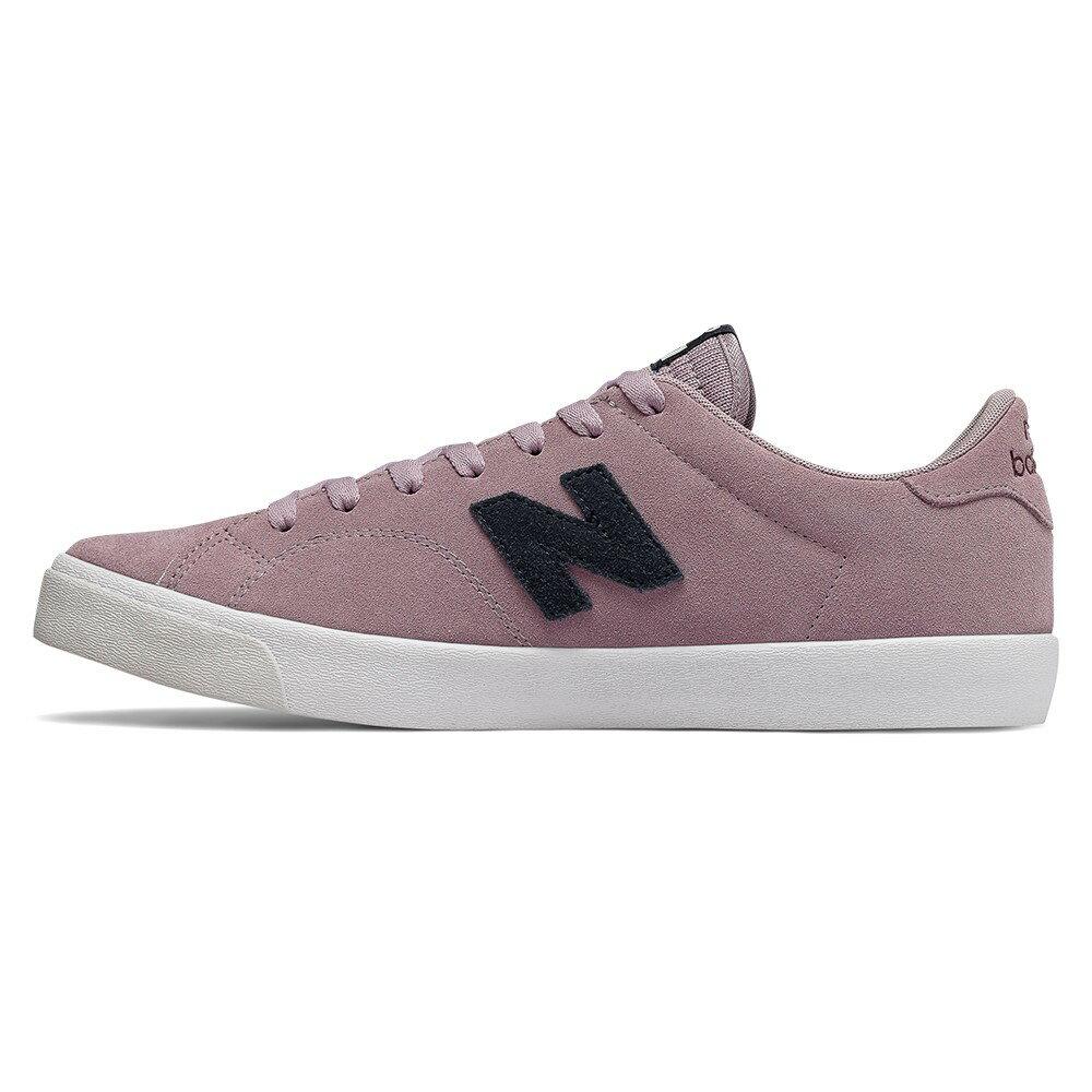 【New Balance】休閒復古鞋 AM210PRR/AM210PRW 中性 粉紫/牙白