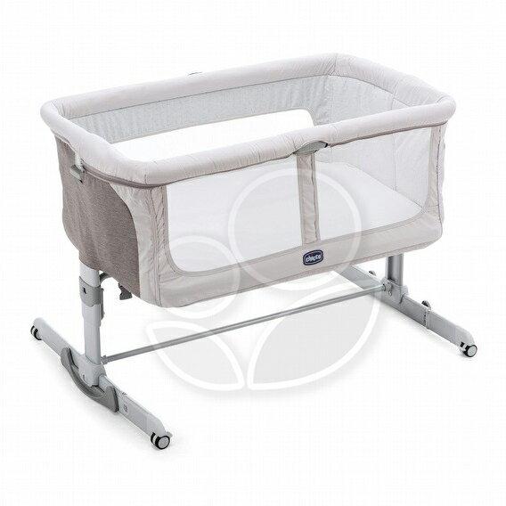 ChiccoNext2MeDream移動舒適嬰兒床-巴黎棕【悅兒園婦幼生活館】