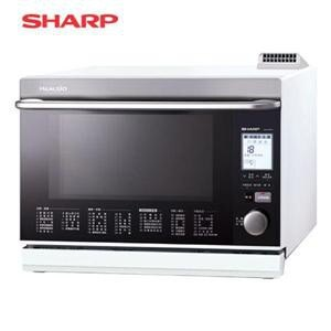 【童年往事】全新品【SHARP 夏普】31公升 HEALSIO水波爐-白(AX-WP5T-W)