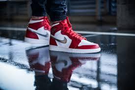 [ALPHA] AIR JORDAN 1 RETRO HIGH 332550-602 男鞋 籃球鞋 喬丹1代