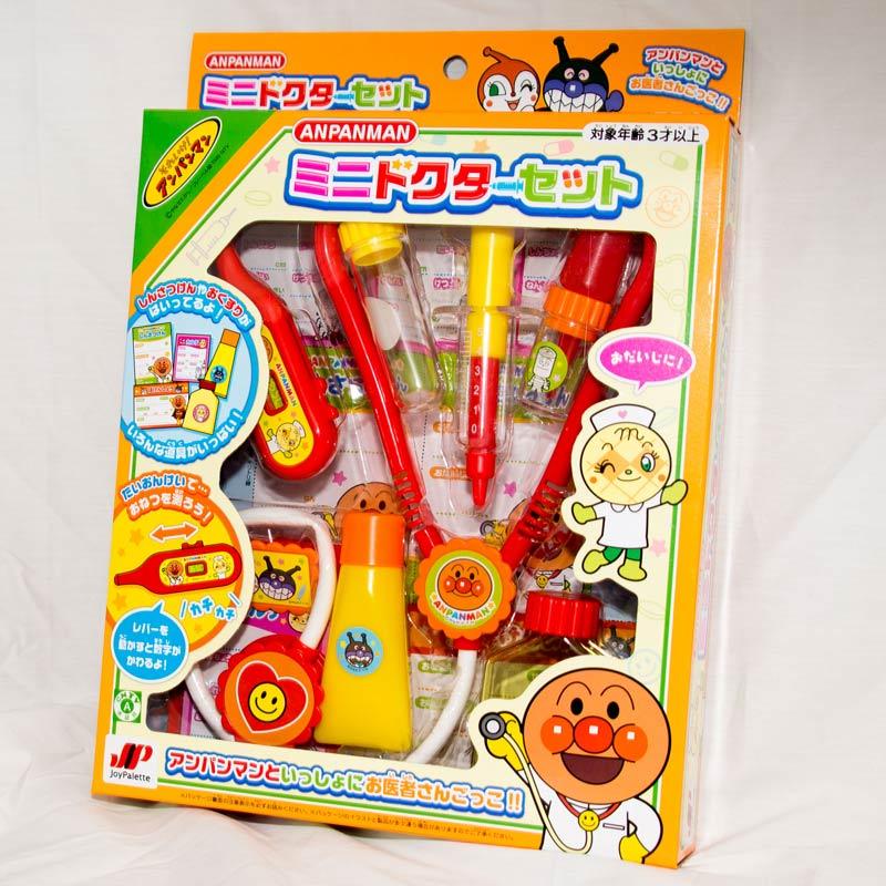 麵包超人 家庭醫生 護理師 家家酒玩具 日本帶回 正版