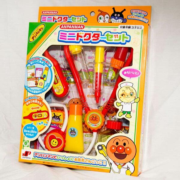 麵包超人家庭醫生護理師家家酒玩具日本帶回正版