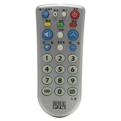 <br/><br/>  配件王聲寶專用電視遙控器RM-SA03【愛買】<br/><br/>