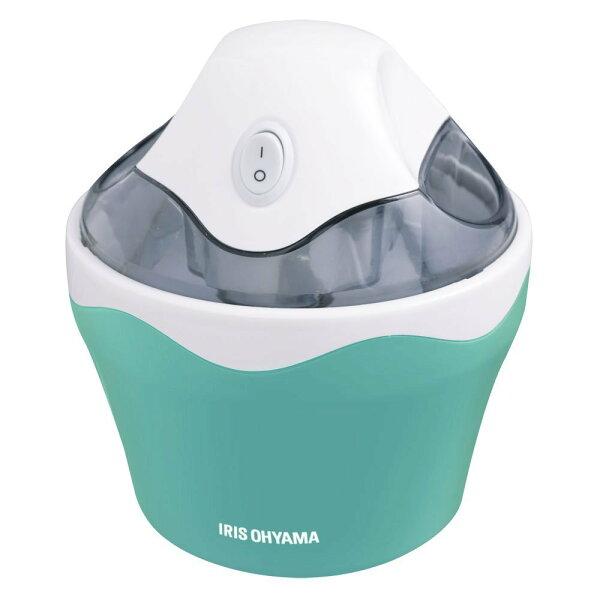 日本IRISOHYAMAICM01DIY冰淇淋機ICM01-VM製冰DIY冰淇淋兩色