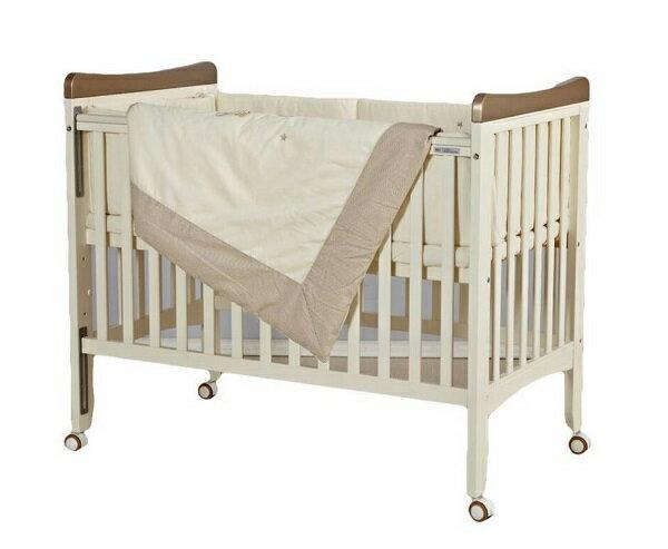 童心 葛瑞斯三合一嬰兒床(大床)
