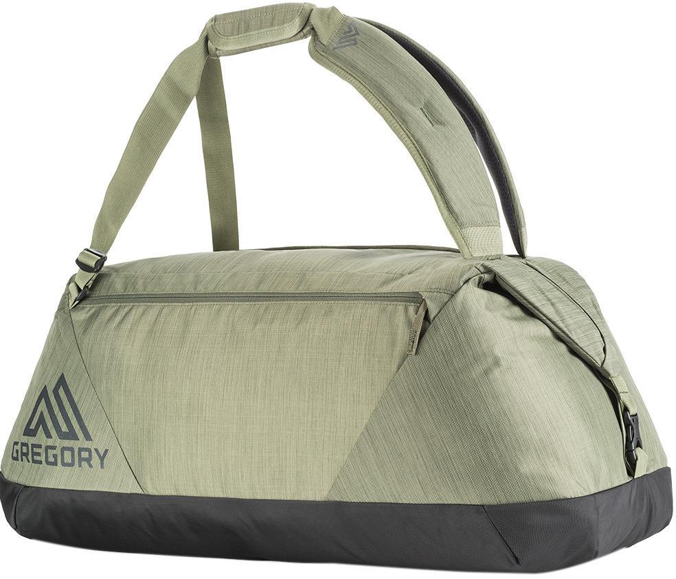 Gregory 旅行袋/裝備袋/行李袋 Stash Duffel 可提可背輕量 65L 75503 橄欖綠 旅行用品/台北山水