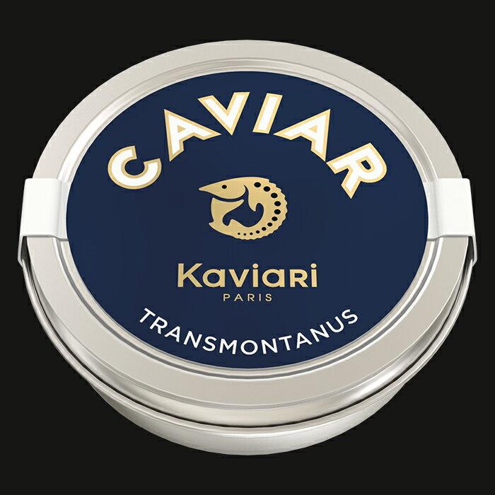 法國KAVIARI白鱘魚子醬30g (預購品)