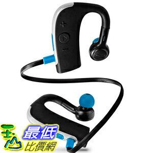 [美國代購] BlueAnt Pump 2 PUMP2-BK 黑色 防水運動入耳式耳機 HD Sportbuds