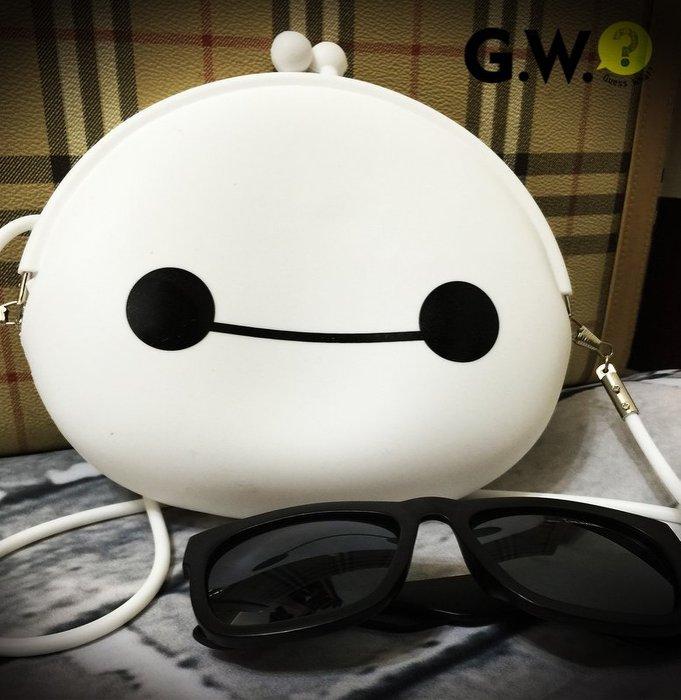 G.W. 超可愛杯麵小圓輕巧大容量側背包 回頭率超高 防潑水塑膠果凍包手機包肩背包 啾~交換禮物GUESSWHAT