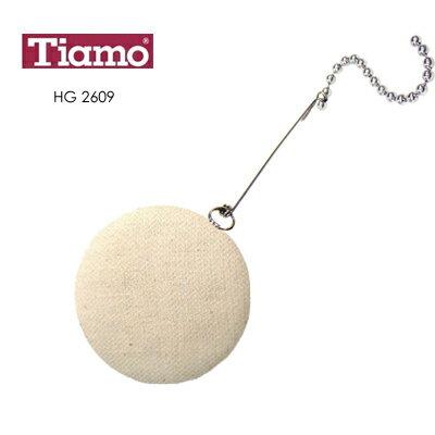【Tiamo】TCA咖啡濾器 / HG2609 (虹吸壺用) 附矽膠圈