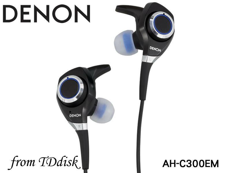 <br/><br/>  志達電子 AH-C300EM DENON AH C300 搖滾尖鋒 重低音 耳道式耳機[公司貨] For Apple Android 門市開放試聽<br/><br/>