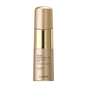 韓國the SAEM Snail Essential EX 蝸牛抗皺化妝水~150ml Snail Essential EX Wrinkle Solution