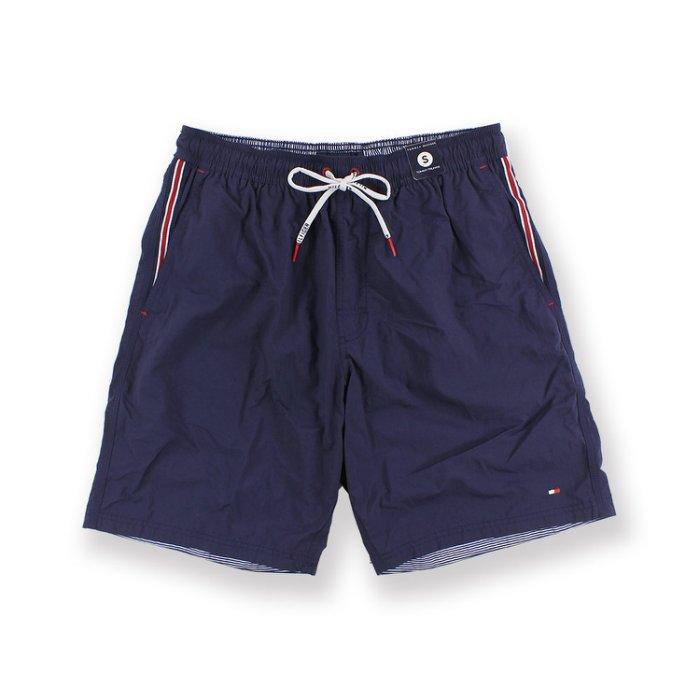 美國百分百~ ~Tommy Hilfiger 海灘褲 TH 男 短褲 泳褲 沙灘褲 衝浪褲