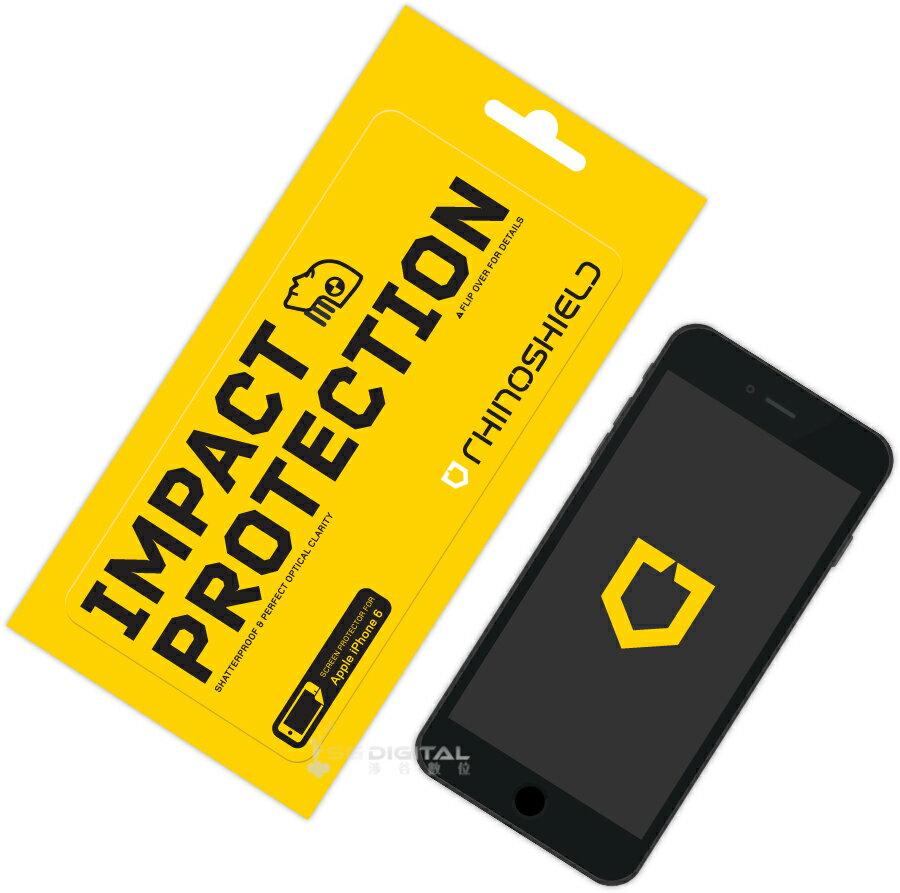RHINO SHIELD犀牛盾 IPhone 6/IPhone PLUS 超強抗衝擊吸收螢幕保護貼 Evolutive