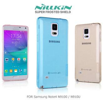 ~斯瑪鋒數位~NILLKIN Samsung Note 5 N920 本色TPU軟套 軟殼 果凍套 透色套