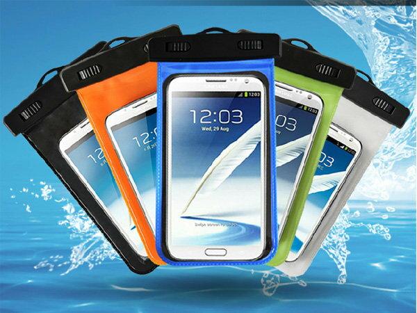 涉谷數位:~斯瑪峰數位~正品保證今夏手機必備防水袋套3.5~5.5寸可使用iPhone6plus三星S6EdgeA7HTCM9M8M7SONYZ1Z2Z3Z4華碩zenfone256手機套可參考