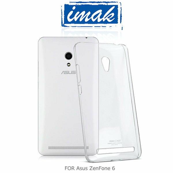 ^~斯瑪鋒科技^~IMAK Asus ZenFone 6 羽翼水晶保護殼 透明保護殼 硬殼
