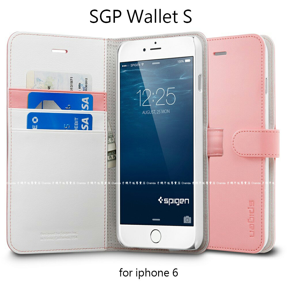 ^~斯瑪鋒科技^~SGP APPLE IPHONE 6 ^(4.7吋^)Wallet S