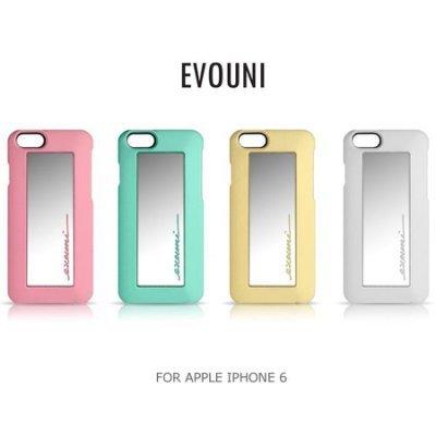 ~斯瑪鋒科技~ Evouni APPLE IPHONE 6 4.7吋 鏡系列 S46 愛美保護殼 鏡子背殼 可放感應卡
