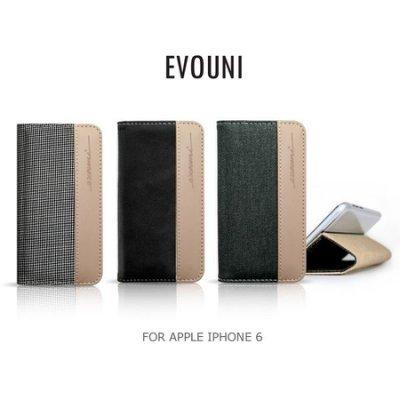 ~斯瑪鋒科技~Evouni APPLE IPHONE 6 4.7吋 潮系列 K66 時尚護套 側翻皮套 可站立皮套