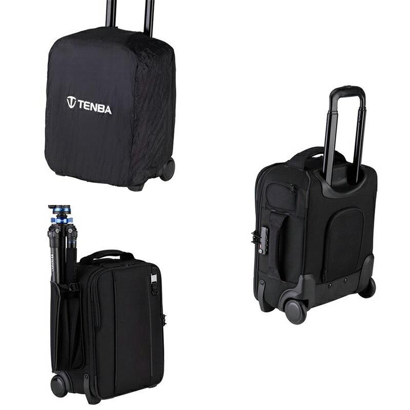 ◎相機專家◎ Tenba Roadie Roller 18 攝影滾輪行李箱 638-711 公司貨
