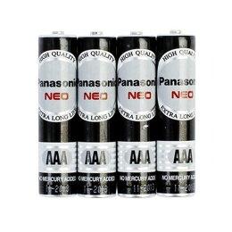 【促銷價】國際牌 4號電池黑色 60顆入 /盒
