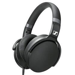 志達電子 HD4.30 德國聲海 SENNHEISER 封閉式 折疊耳罩式耳機 宙宣公司貨 Android iOS