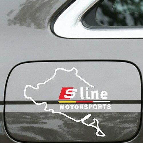 AUDI 油箱貼 車身貼紙 貼紙 A1 A3 A4 A5 A7 A8 Q3 Q5 Q7 A