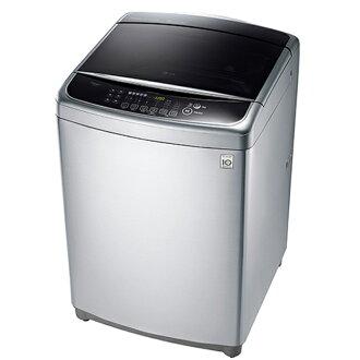 【LG 樂金】6MOTION DD直立式變頻洗衣機 典雅銀 / 15公斤洗衣容量 WT-D156SG 原廠保固 NFC 雲端客製洗衣行程