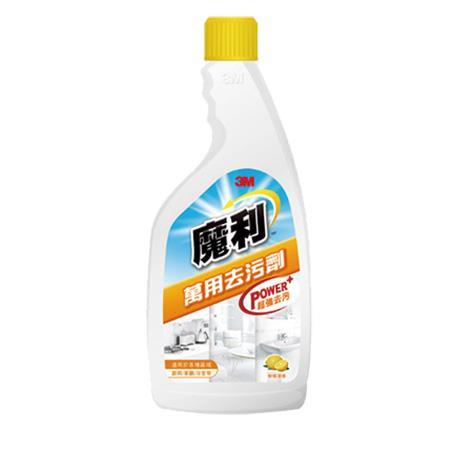 沃克時尚生活 3M 魔利萬用去污劑/ 補充瓶/ 500ml