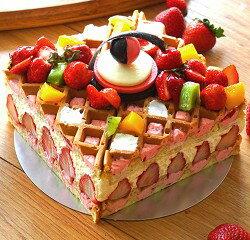 ☆冬季限定☆暢銷熱賣款【愛戀慕斯】☆母親節蛋糕☆鬆餅蛋糕☆生日蛋糕 8吋蛋糕 ?Tommy\