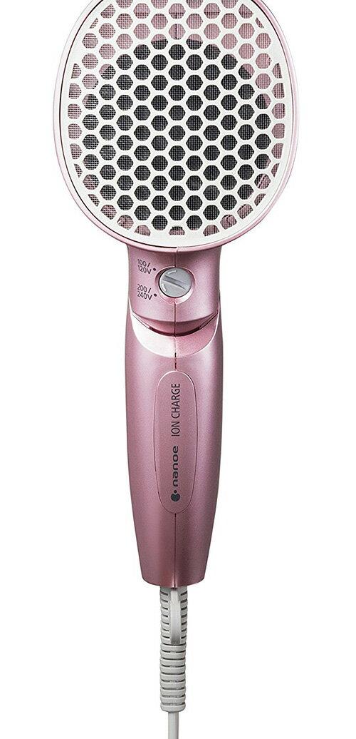 【熱銷品牌】Panasonic 【日本代購】松下 負離子吹風機 EH-NA58 - 粉色