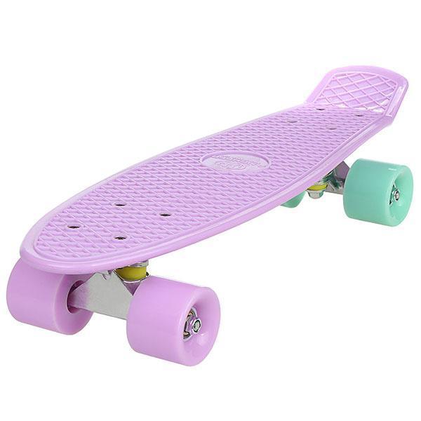 22 Cruiser 4 wheel Board Outdoor Mini Complete Deck Skateboard 5