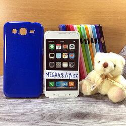 大都會保護殼 Samsung Galaxy Mega 5.8 I9150/i9152 保護殼 TPU 軟殼 閃粉 矽膠殼 手機殼 背蓋