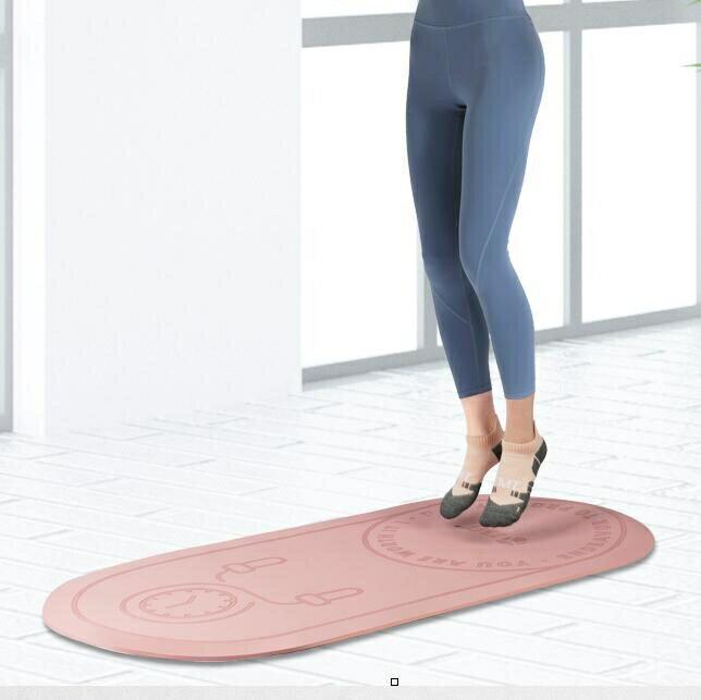 隔音墊 跳繩墊無味隔音減震高密度家用健身跳操舞跑步運動靜音瑜伽墊 歌莉婭