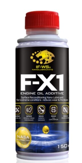 FPT奈米鎢 IF-WS2 F-X1 FX1 引擎機油添加劑 150ml 減少油耗10%