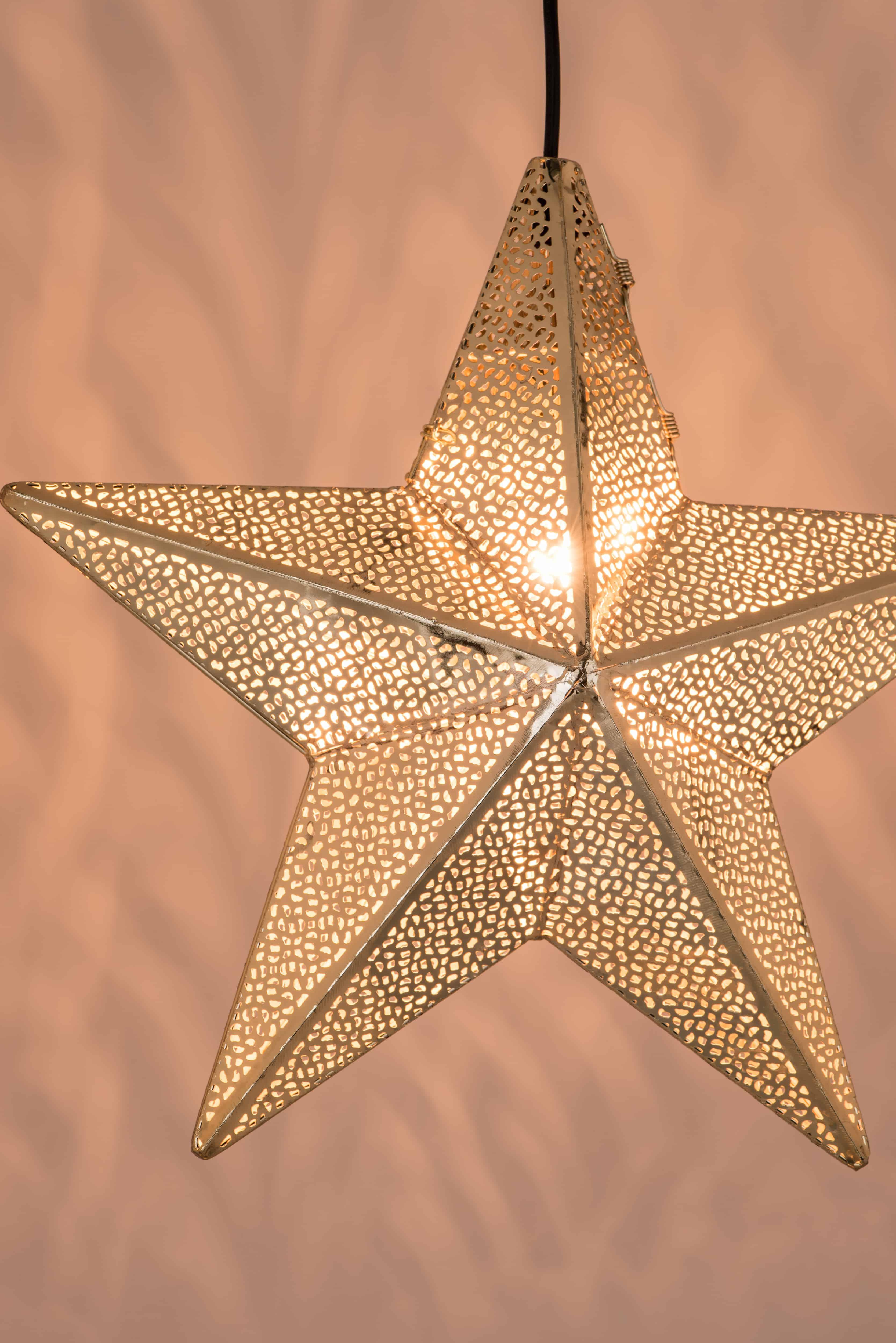 新鮮貨 青銅星星吊燈-BNL00073 3