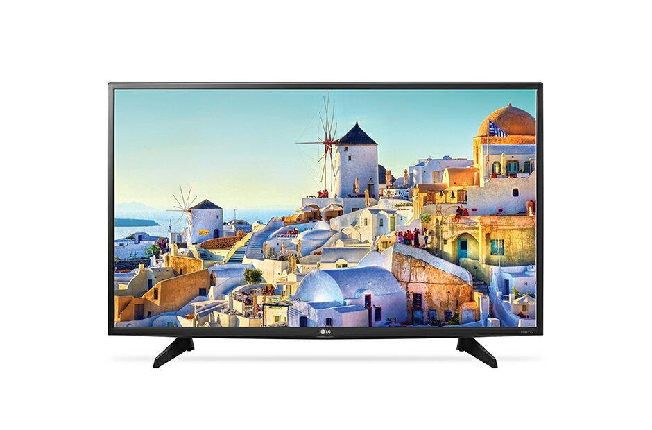 LG UHD 電視 43\
