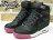 BEETLE PLUS 全新 NIKE AIR REVOLUTION SKY HI 黑 桃紫 女鞋 內增高 楔型鞋 599410-001 1