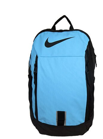 Nike YA NIKE ALPHA ADAPT RISE SOLID 後背包 雙肩 舒適 氣墊 網布 藍 【運動世界】BA5344-432