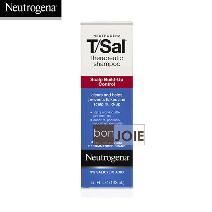 ::bonJOIE:: 美國進口 露得清 Neutrogena T/Sal 133 mL 洗髮精 T-Sal 4.5 oz ( T/Gel 系列產品 ) T-Gel