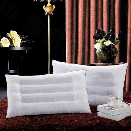 喜夫人家紡 決明子枕頭 蕎麥枕 護頸理療枕芯 特價2個組