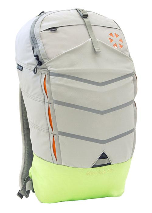 【鄉野情戶外專業】 Boreas |美國| MISSION 26 輕量日用背包/健行背包 筆電背包 通勤背包 後背包-灰/BO0171A-MGY5M