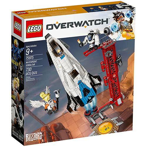 樂高LEGO 75975 Overwatch 系列 - Watchpoint: Gibraltar - 限時優惠好康折扣