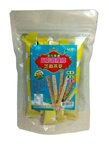 綜合堅果雜糧棒-芝麻堅果(180g/包)