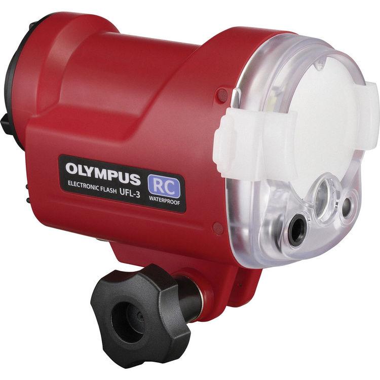 【普羅相機】OLYMPUS UFL-3 潛水閃光燈