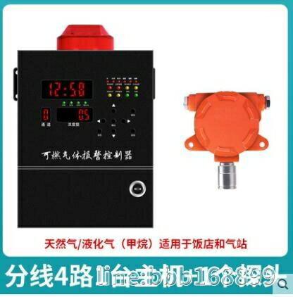 测试器 工業可燃氣體報警器探測有毒有害氨氣氧氣天然氣酒精濃度泄漏檢測