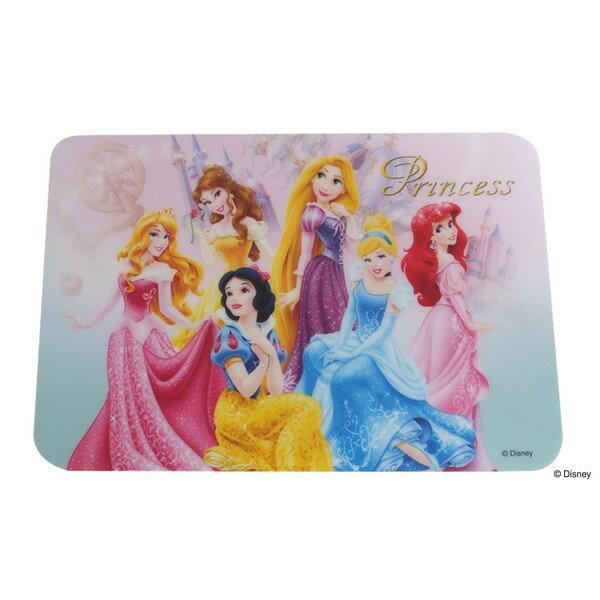 X射線【C712946】Disney 公主 日本製餐墊 ,廚房/砧板/防滑墊/雜貨/隔熱墊/墊板