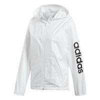 Adidas愛迪達,adidas愛迪達外套推薦到【ADIDAS】愛迪達 W E LIN WINDBR 女子 白 外套 -DU0669