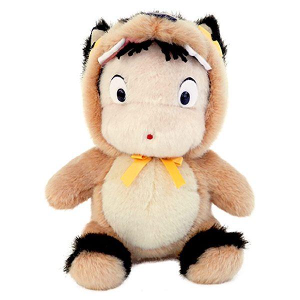 宮崎駿 小梅 龍貓公車娃娃 絨毛玩偶 超可愛 TOTORO 日本正版 該該貝比日本精品